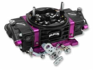 QUICK FUEL TECHNOLOGY #BR-67302 750CFM Carburetor Brawler Q-Series Black