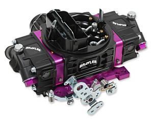 QUICK FUEL TECHNOLOGY #BR-67313 750CFM Carburetor Brawler SSR-Series Black