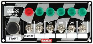 QUICKCAR RACING PRODUCTS #50-166 ICP20.5 - Ignition Panel