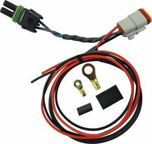 QUICKCAR RACING PRODUCTS #50-2008 Distributor Adapter - Crane w/3-Pin Deutsch