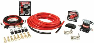 QUICKCAR RACING PRODUCTS #50-230 Wiring Kit 2 Gauge