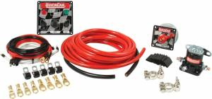 QUICKCAR RACING PRODUCTS #50-231 Wiring Kit 4 Gauge