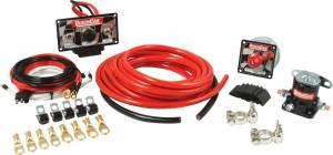 QUICKCAR RACING PRODUCTS #50-232 Wiring Kit Premium 4 Gauge