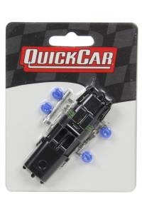 QUICKCAR RACING PRODUCTS #50-322 2 Pin Connector Kit