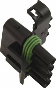 QUICKCAR RACING PRODUCTS #50-340 Female 4 Pin Connector