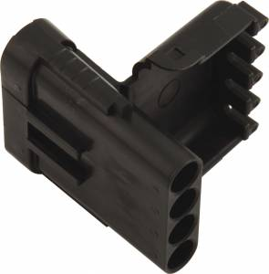 QUICKCAR RACING PRODUCTS #50-341 Male 4 Pin Connector