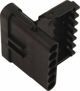 QUICKCAR RACING PRODUCTS #50-361 Male 6 Pin Connector