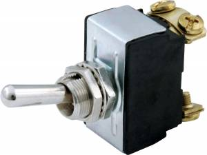 QUICKCAR RACING PRODUCTS #50-505 Toggle Switch  Bridged Double Pole