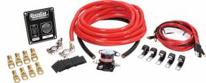 QUICKCAR RACING PRODUCTS #50-834 Wiring Kit 2 Gauge with 50-802 Switch Panel