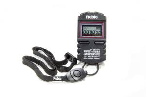 QUICKCAR RACING PRODUCTS #51-038 Stopwatch Black