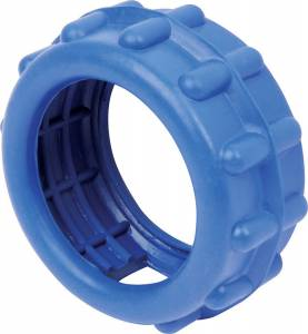 QUICKCAR RACING PRODUCTS #56-003 Air Gauge Shock Ring Blue Rubber