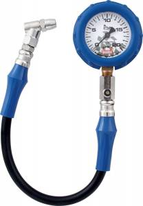 QUICKCAR RACING PRODUCTS #56-020 Tire Pressure Gauge 20 PSI