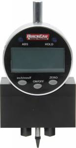 QUICKCAR RACING PRODUCTS #56-102 Tread Depth Gauge Digital w/ Billet Base