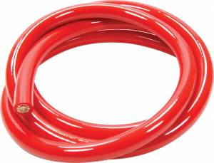 QUICKCAR RACING PRODUCTS #57-321 Power Cable 2 Gauge Red 5Ft