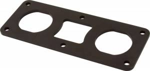 QUICKCAR RACING PRODUCTS #57-708 Remote Charge Post Bracket Flat