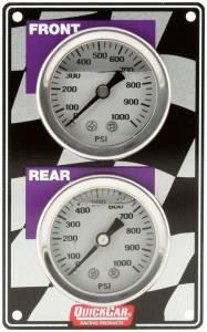 QUICKCAR RACING PRODUCTS #61-101 Mini Brake Bias Gauge Panel Vertical