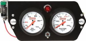 QUICKCAR RACING PRODUCTS #61-6005 Gauge Panel Deluxe Sprint