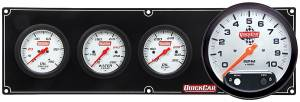 QUICKCAR RACING PRODUCTS #61-7741 Extreme 3-1 OP/WT/OT w/ 5in Tach