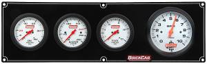 QUICKCAR RACING PRODUCTS #61-77423 Extreme 3-1 OP/WT/FP w/ 3in Tach