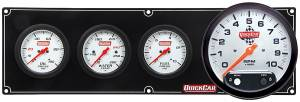 QUICKCAR RACING PRODUCTS #61-7742 Extreme 3-1 OP/WT/FP w/ 5in Tach