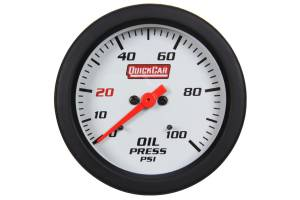 QUICKCAR RACING PRODUCTS #611-7003 Extreme Gauge Oil Pressure