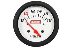 QUICKCAR RACING PRODUCTS #611-7007 Extreme Gauge Volt Meter