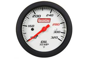 QUICKCAR RACING PRODUCTS #611-7009 Extreme Gauge Oil Temp