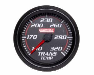 QUICKCAR RACING PRODUCTS #63-012 Redline Trans Temp Gauge