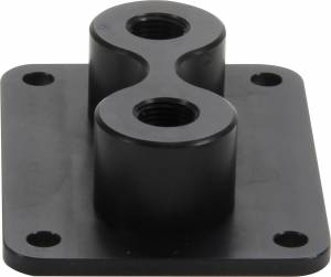 QUICKCAR RACING PRODUCTS #63-120 Firewall Junction 2 Hole