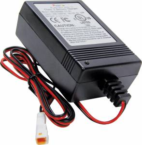 QUICKCAR RACING PRODUCTS #63-604 Battery Charger for Digital Gauges