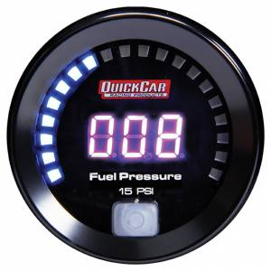 Digital Fuel Pressure Gauge 0-15