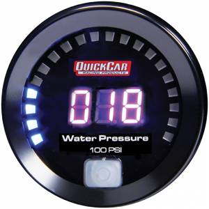 Digital Water Pressure Gauge 0-100