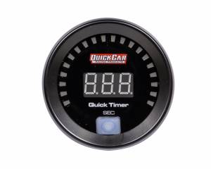 QUICKCAR RACING PRODUCTS #67-107 Lap Timer - Quick Timer 2-1/16in Dia.
