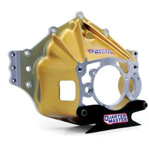 QUARTER MASTER #110150R 5.5 Optimum R/M Mag Bellhousing Chevy