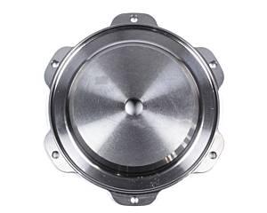 QUARTER MASTER #50911009SC Flywheel 7.25in SBC L/W Blank Bolt Pattern