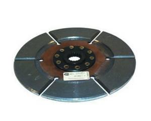 RAM CLUTCH #1358 Clutch Disc 10.5x1-3/16-18