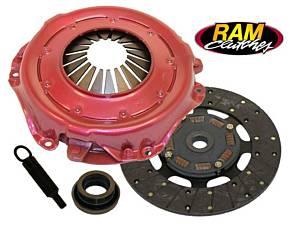 RAM CLUTCH #88761HDX Early GM Cars Clutch 10.5in x 1-1/8in 26spl