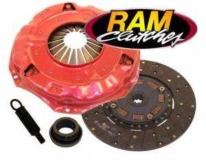RAM CLUTCH #88762HDX Early GM Cars Clutch 11in x 1-1/8in 10sp