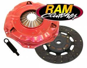 RAM CLUTCH #88931HDX GM LS1 97-04 Clutch 11in x 1-1/8in 26spl