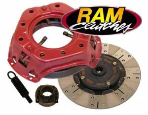 RAM CLUTCH #98502 Ford Lever Style Clutch 10.5in x 1-1/16in 10spl