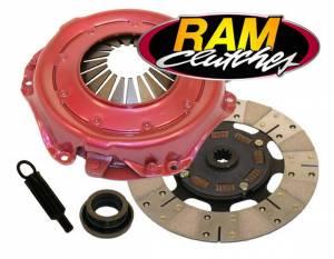 RAM CLUTCH #98760 Early GM Cars Clutch 10.5in x 1-1/8in 10sp