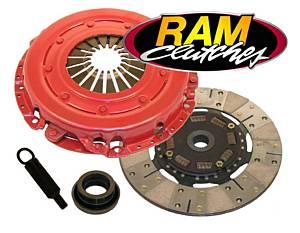 RAM CLUTCH #98794HDT HD Power Grip Clutch Set 86-95' Mustang 5.0L