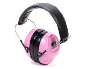 RACING ELECTRONICS #HP-005-CH-P Hearing Protector Child Size Pink