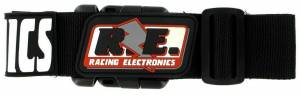 RACING ELECTRONICS #RBELT-PRO Race Belt w/ Racing Electronics Logo