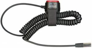 RACING ELECTRONICS #RE503 Push-To-Talk Switch Velcro Mount