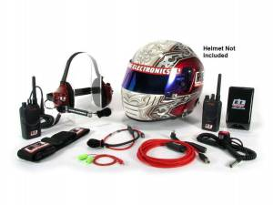 RACING ELECTRONICS #RE840 Motorola 2 Man Stingray System
