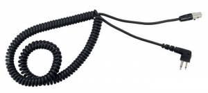 RACING ELECTRONICS #RT3736 Headset Cable Motorola Twin Pin