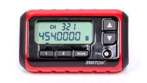 RACING ELECTRONICS #SWITCH Micro Receiver w/Scan