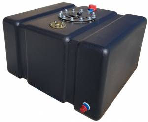 RCI #1120S Fuel Cell Poly 12 Gal w/sender