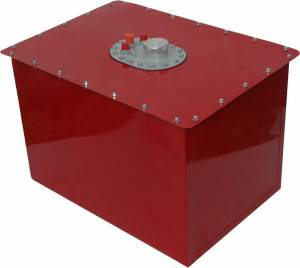 RCI #1322G Fuel Cell 32 Gal w/Red Can 10an Pickup